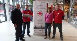 Uczniowie Mechanika pomagali w zbiórce krwi