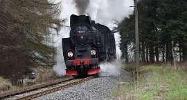Pociąg Retro przyjechał do Szklarskiej Poręby
