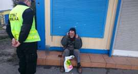 Strażnicy miejscy udzielali pierwszej pomocy