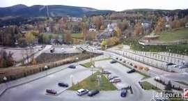 Spod hotelu w Karpaczu skradziono seata