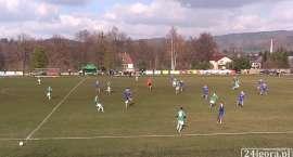 Olimpia Kowary 3-0 Włókniarz Mirsk. Skrót spotkania