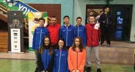 Srebro województwa dolnośląskiego na Mistrzostwach Polski w badmintonie