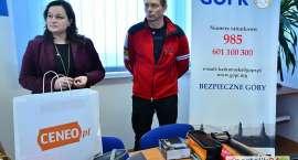 Skradziony sprzęt ratownika GOPR... Ceneo.pl kupiło nowy!