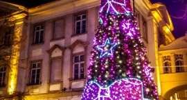 Z ulic miasta znikają symbole świąteczne