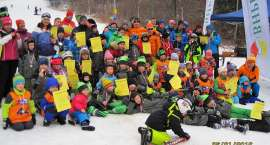 Stanek Cup- zawody otwarcia sezonu w narciarstwie alpejskim 6.01.2016