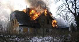 Pożar w Szklarskiej Porębie