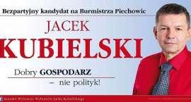 Jacek Kubielski zaprasza mieszkańców Piechowic na spotkanie