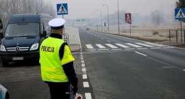Dzisiaj akcja policji - Kaskadowy pomiar prędkości.