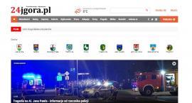 Portal 24jgora.pl w nowej odsłonie!