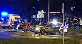 Tragedia na Al. Jana Pawła - kierowcom postawiono zarzuty