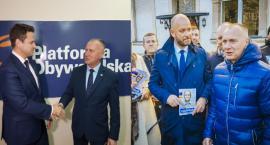 Prezydenci Wrocławia i Warszawy poparli Jerzego Łużniaka