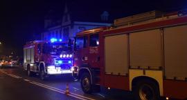 Interwencja straży pożarnej w Szklarskiej Porębie