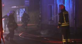 Pożar w Cieplicach. 12 osób ewakuowanych