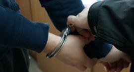 Zatrzymany złodziej sklepowy