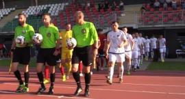 Ostatni mecz Karkonoszy na własnym stadionie