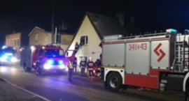 Wyciek gazu w Cieplicach. Mieszkańcy ewakuowani przez okno.