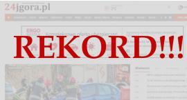 Rekordowy listopad na 24jgora.pl