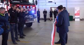 Nowy wóz dla jeleniogórskich strażaków