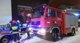 Rozszczelnienie gazu w Szklarskiej Porębie