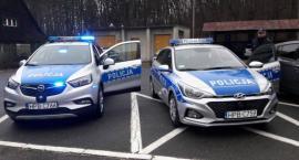 Jelenia Góra - dwa nowe radiowozy dla policji