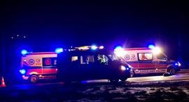 Tragedia w Piechowicach. Na drodze do Szklarskiej Poręby zginął pieszy.