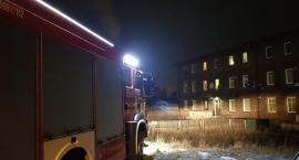 Czujka czadu zaalarmowała straż pożarną