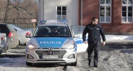 Policja i Straż Miejska na pomoc bezdomnym.