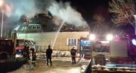 W Wojcieszowie spłonął dom