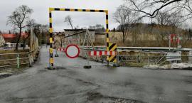 Most w Siedlęcinie zamknięty