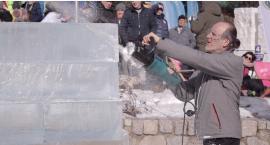 Mistrzostwa Polski w Rzeźbie ze Śniegu na zakończenie Trójka Górom