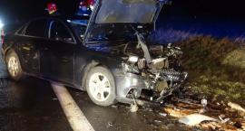 Zderzyła się z innym samochodem żeby popełnić samobójstwo ?