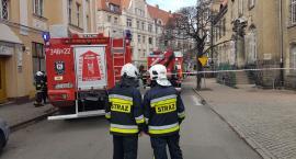Bomba pod budynkiem poczty?