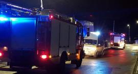 Piechowice : Strażacy przyjechali do wycieku gazu...tymczasem to śmierdziała łazienka