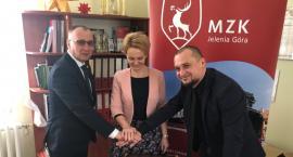 Mechanik podpisał umowę z MZK