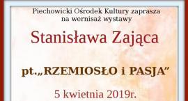 Wernisaż wystawy Stanisława Zająca