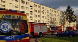 Strażacy wyjechali do pożaru, tymczasem palił się garnek
