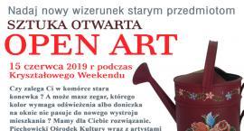 Open Art - nadaj nowy wizerunek starym przedmiotom