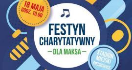Festyn charytatywny dla Maksa