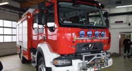 Nowe wozy bojowe trafią do strażaków w naszym regionie