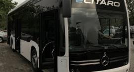 Autobus elektryczny w Jeleniej Gorze