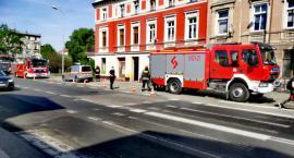 Wyciek gazu na Wojska Polskiego