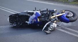 Lubań - Śmiertelny wypadek motocyklisty