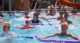 Kolorowe Pool Party w Termach Cieplickich