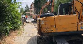 Rozpoczął się remont ulicy Krakowskiej