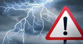 Uwaga! Synoptycy ostrzegają przed burzą