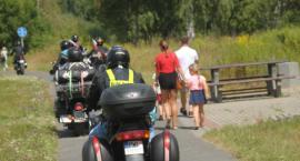Nieodpowiedzialne zachowanie motocyklistów?