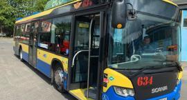 MZK testuje autobus na gaz