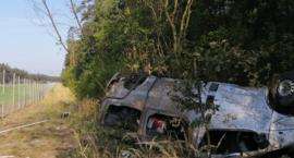 Tragedia na autostradzie A4 pod Bolesławcem. Zginęło 5 osób.