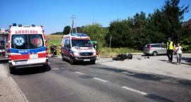 W miniony weekend na naszych drogach doszło do 2 wypadków, w tym 1 ze skutkiem śmiertelnym.