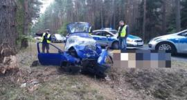 Kolejny wypadek śmiertelny. Policjanci ponownie apelują o ostrożność i rozwagę!